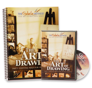 Art of Drawing - Part 1 Workbook and DVD