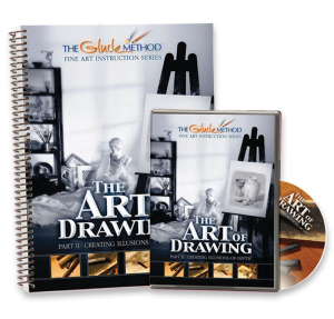 The Art of Drawing Part II - DVD and Workbook