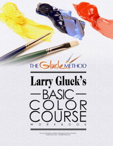 The Basic Color Course
