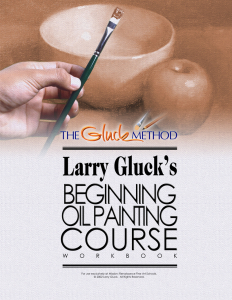 The Beginning Painting Course