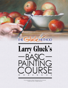 The Basic Painting Course
