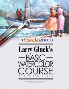 The Basic Watercolor Course