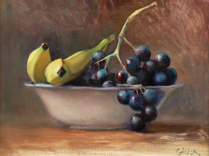 Bananas and Grapes by Larry Gluck